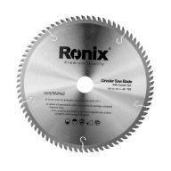 تیغ اره 250 میلیمتری MDF رونیکس RH-5112 ronix سرو ایران